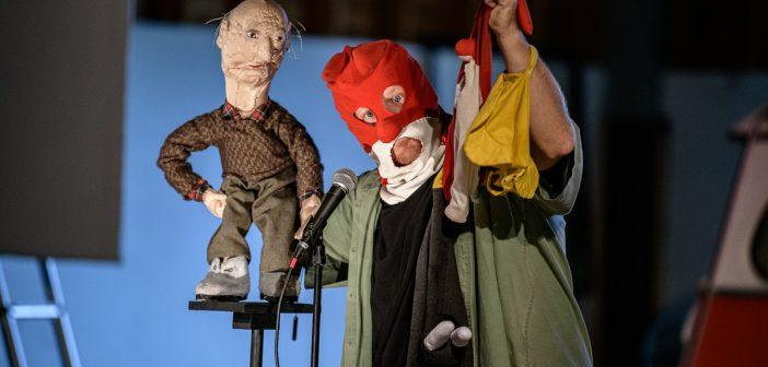 Go Figure! Hva skjer?Festivalprat med Torunn Tusj